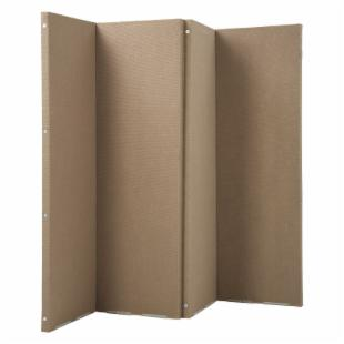 Versare Versifold Sound Control Room Divider - 8W x 6.5H ft.