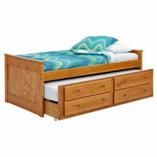 Heartland Trundle Bed with Drawers