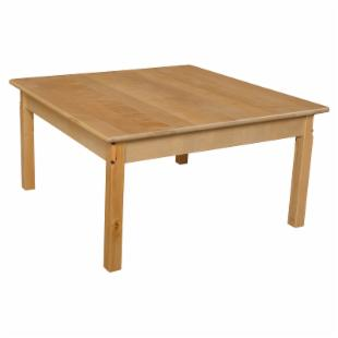 Wood Designs Square 36 in. Table