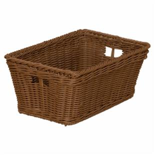 Wood Designs Washable Tan Basket