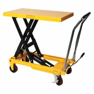 Wesco Heavy Duty Scissor Lift Table