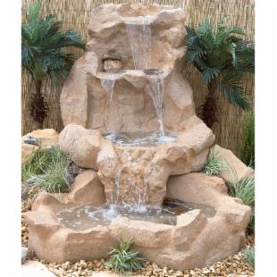 Paradise Spillway Water Fountain