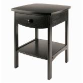  Winsome Jericho End Table