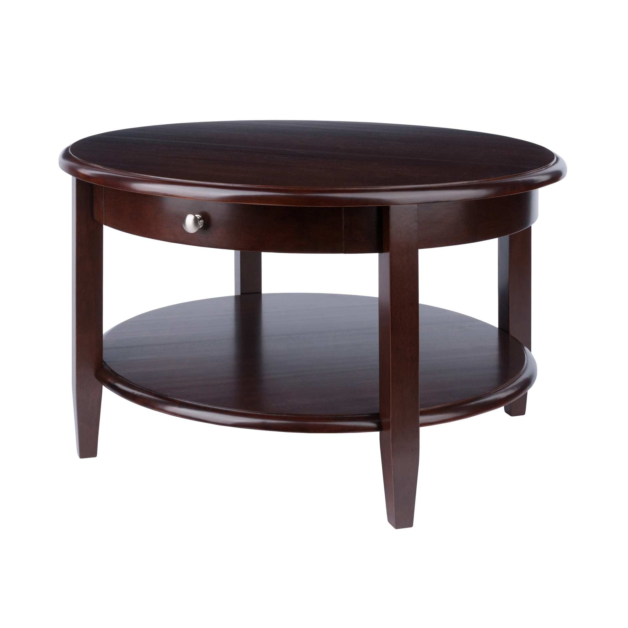 Master What to put on a round coffee table