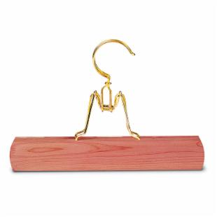 Woodlore Pant Hanger - Set of 4