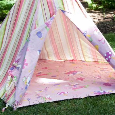  Fairy Princess Canvas Play Tent