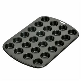 Kaiser Muffin World 24 Cup Mini Muffin Pan