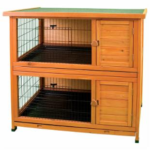 Ware Premium Plus Double Decker Hutch
