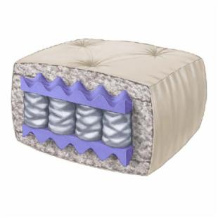 Wolf Aerolife Deluxe 8 in. Soft Futon Mattress