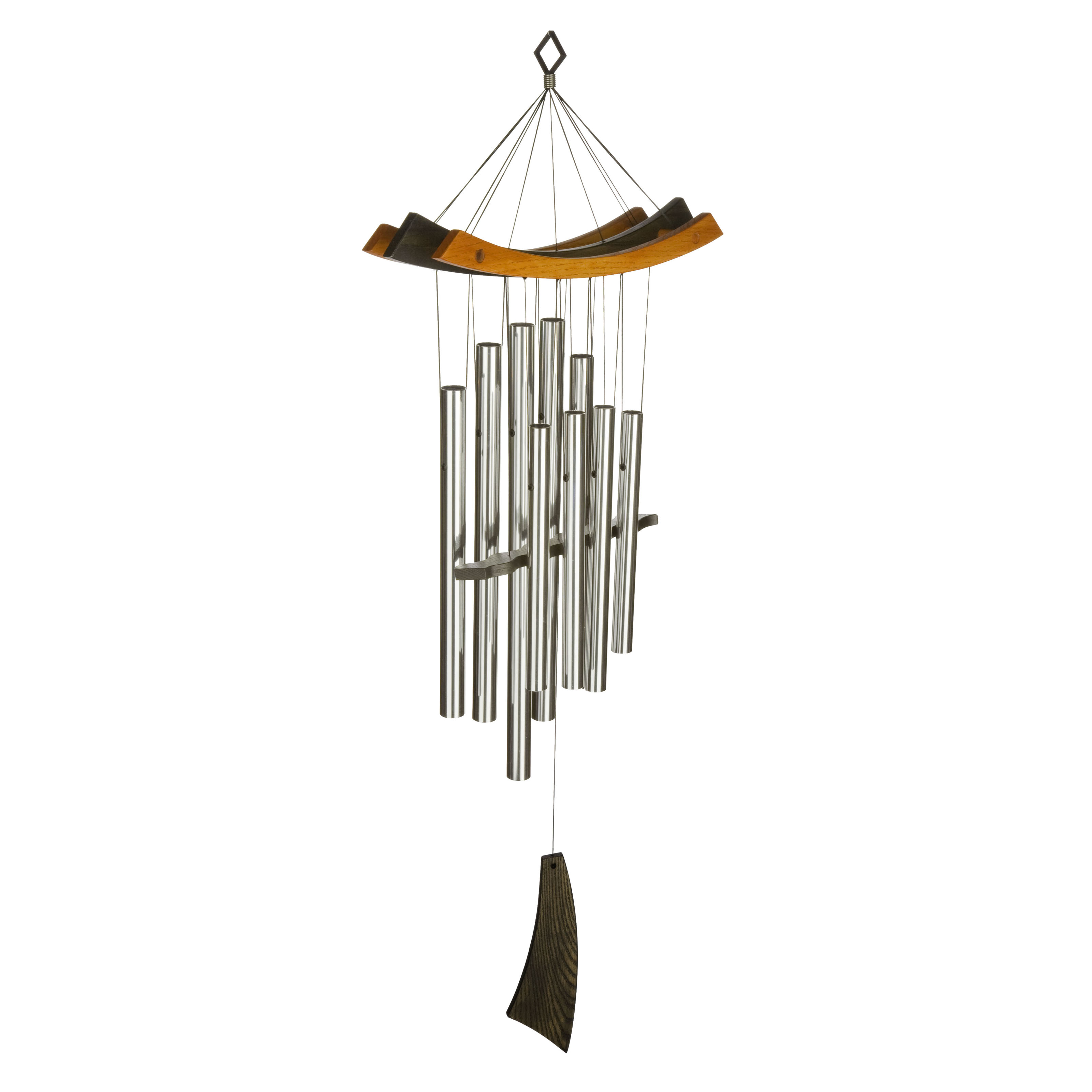 Woodstock Healing 34 Inch Wind Chime Wind Chimes At