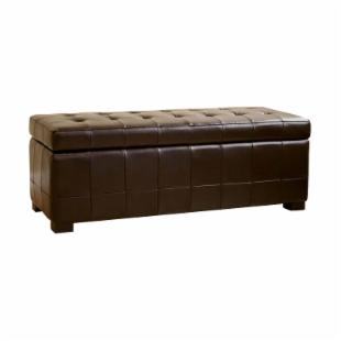 Hunington Storage Ottoman