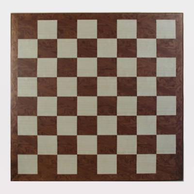  Hazelnut and Maple Chess Board