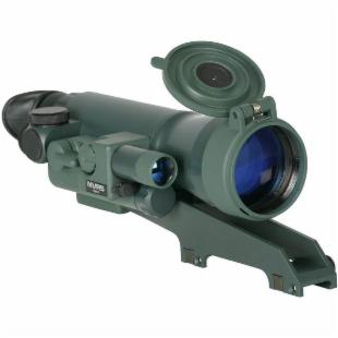 Yukon NVRS Titanium 2.5x50 Varmint Hunter Night Vision Rifle Scope