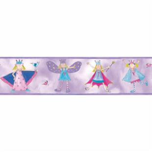 Fairy Princess Peel & Stick Border