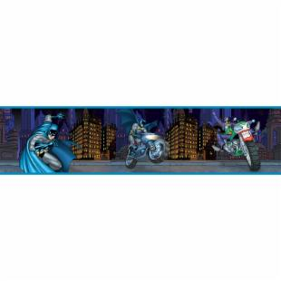 Batman- Gotham Guardian Peel & Stick Border