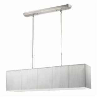 Z-Lite 173 Casia Island light - Brushed Nickel