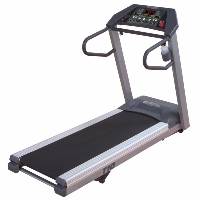 Body-Solid Endurance T10 Commercial Treadmill with HRC