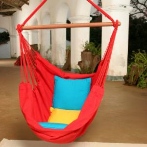 Brazilian Cotton Solid Colors Hammock Chair