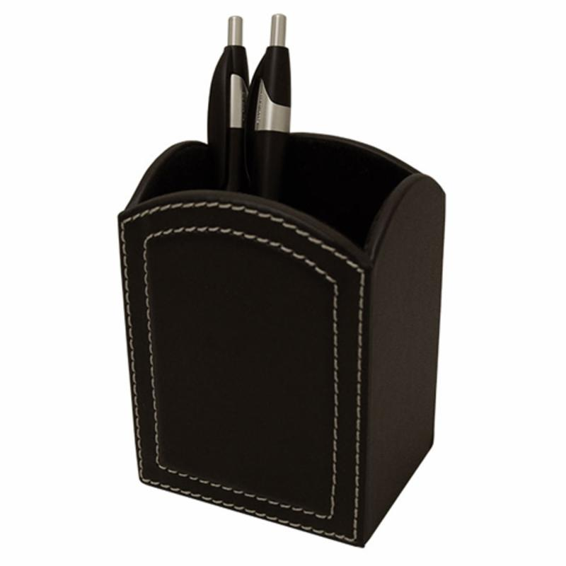 Dacasso Colors Pencil Cup Midnight Black DAC327-1
