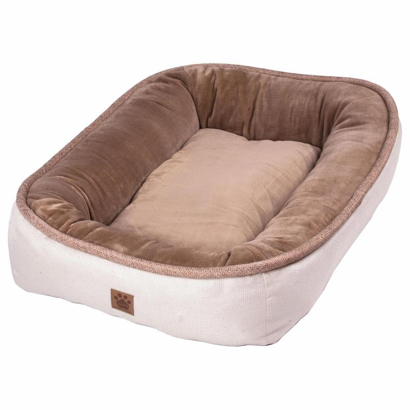 Snoozzy Bumper Dog Bed