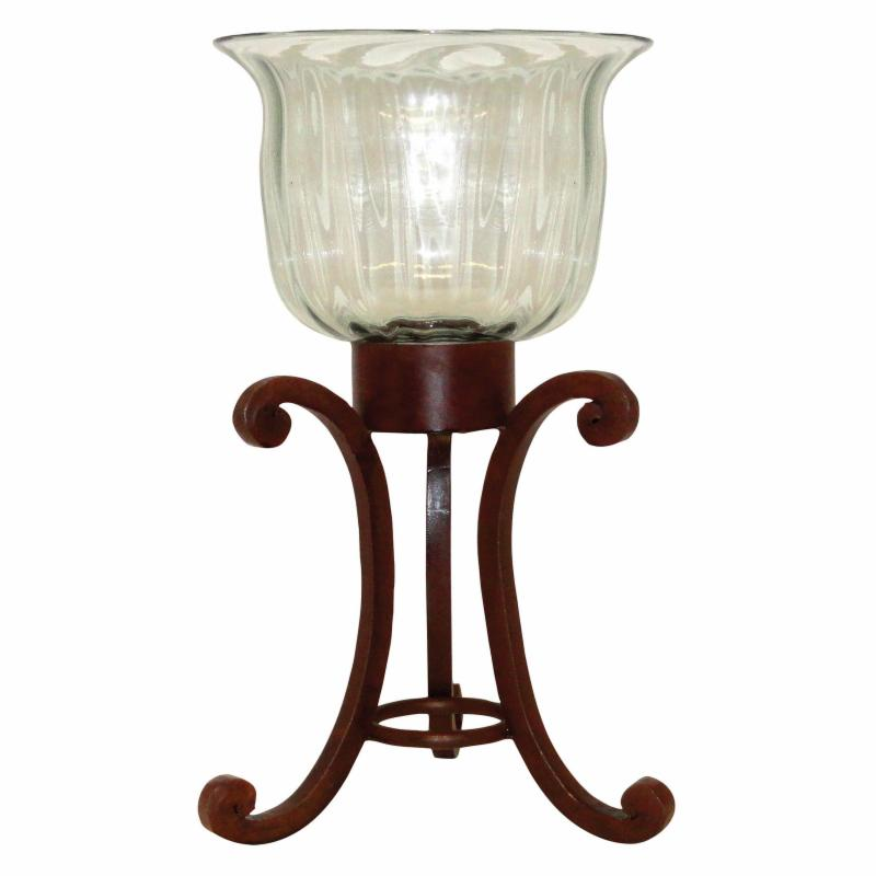 ELK Lighting Santo Hurricane Candle Holder ELI5988-2