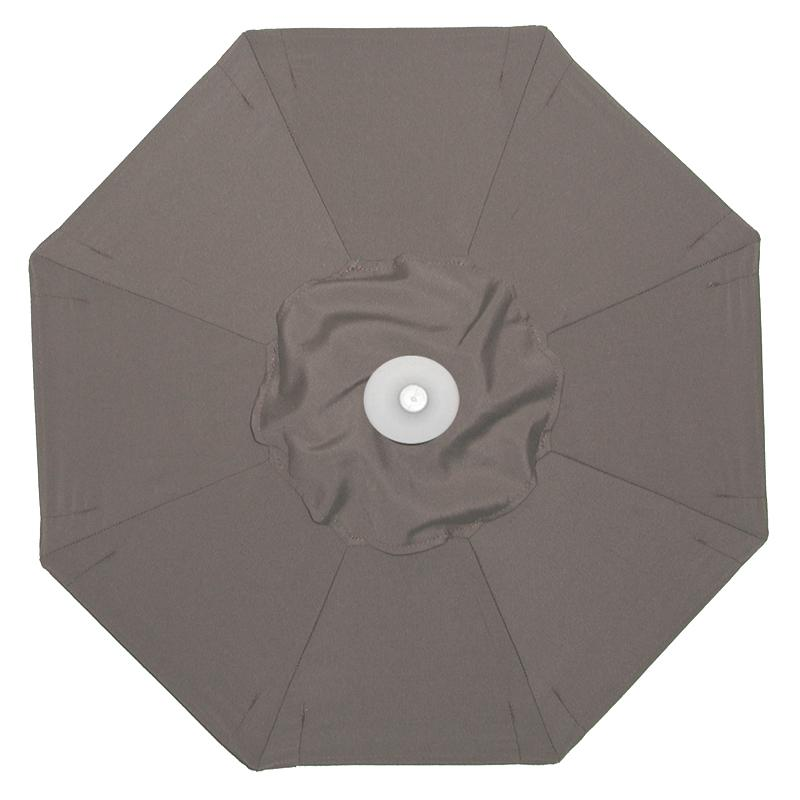 Galtech Sunbrella 11-ft. Maximum Shade Patio Umbrella Sunbrella Cocoa GLT008-20