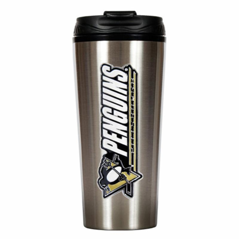 Great American NHL 16 oz. Stainless Steel Travel Tumbler GREA217-11