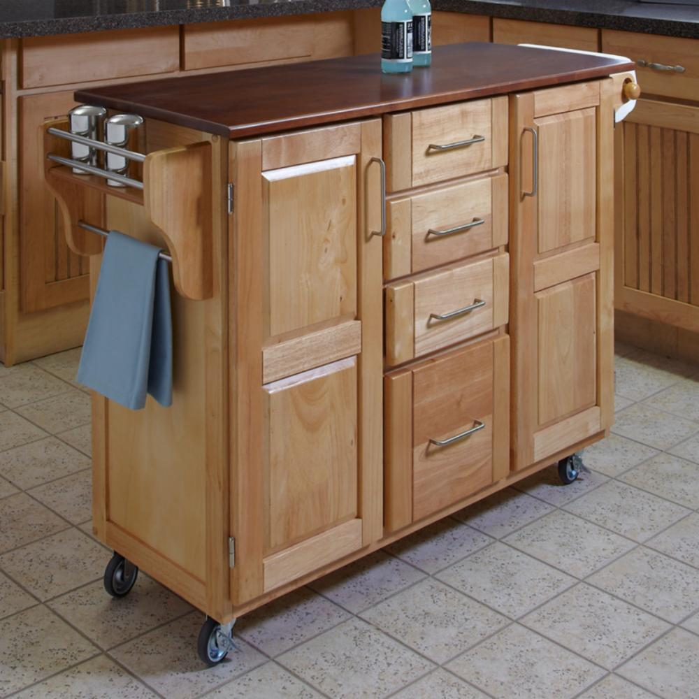 Home Styles Design Your Own Kitchen Island Ebay