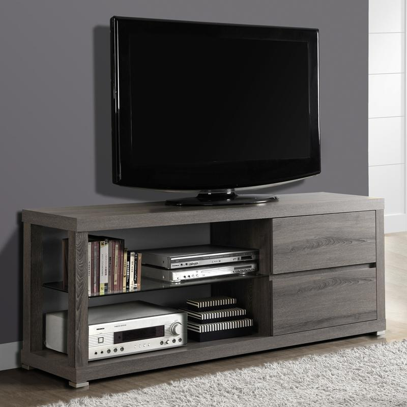 Monarch 60 in. TV Console with 2 Drawers MON895-3