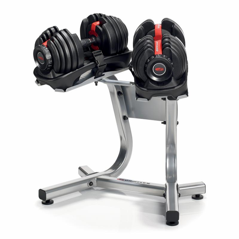 Bowflex Dumbbells Stand uk Bowflex Selecttech Stand With Adjustable Dumbbells