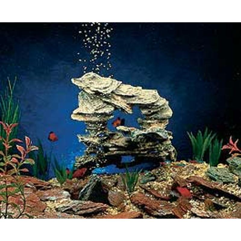 Aquarium rocks usa for Aquarium decoration paint