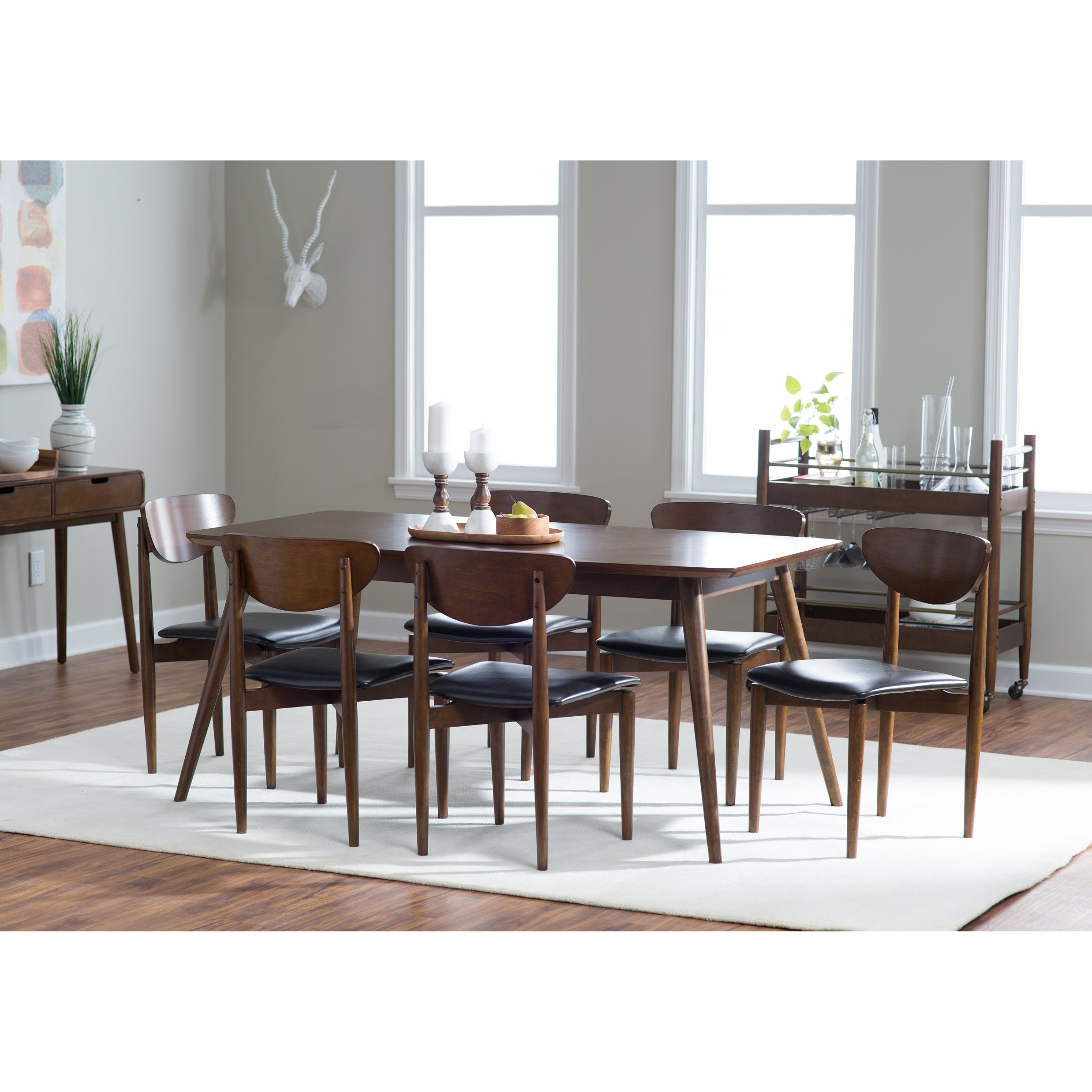 Exceptionnel Belham Living Carter Collection Rectangular Dining Set. QUICK VIEW