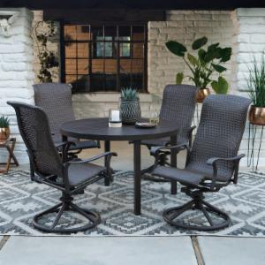 Belham Living Charter Collection 5 Piece Patio Dining Set
