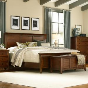 Mahogany Bedroom Sets | Hayneedle
