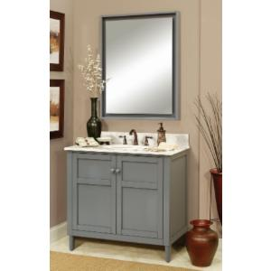 Sagehill Designs Harper Bathroom Vanity Collection Harper 36 in. Bathroom Vanity Set