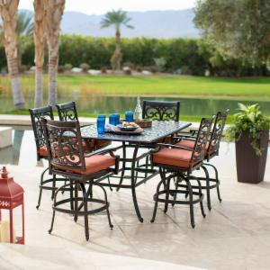 balcony bar height patio dining sets hayneedle