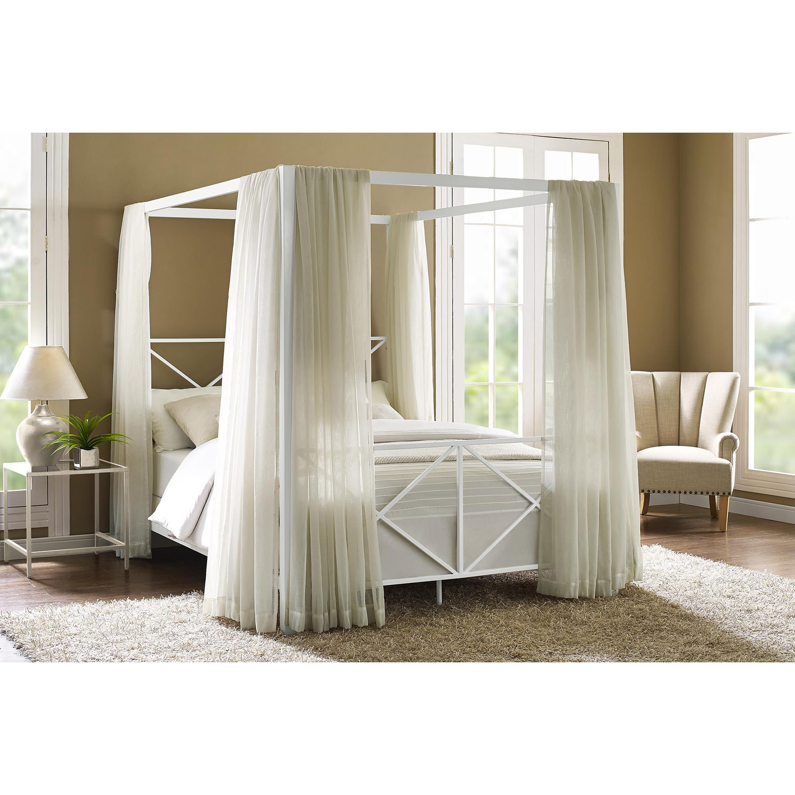 Canopy Beds  sc 1 st  Hayneedle : cheap canopy beds queen - memphite.com