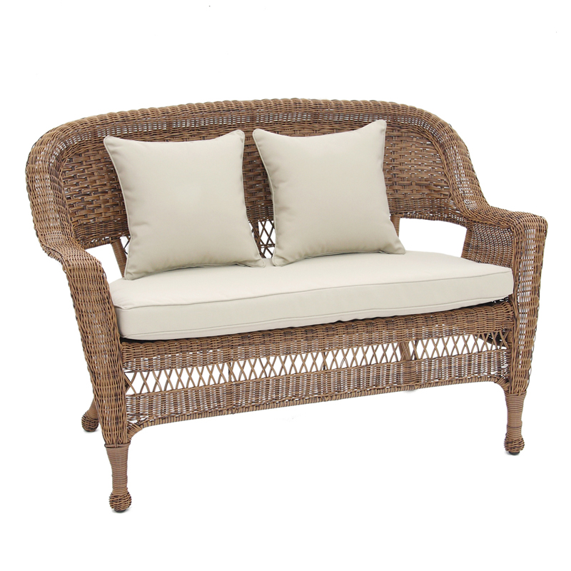 and the sofas lawson home cushions loveseats patio wicker with loveseat honoroak sofa furniture outdoor