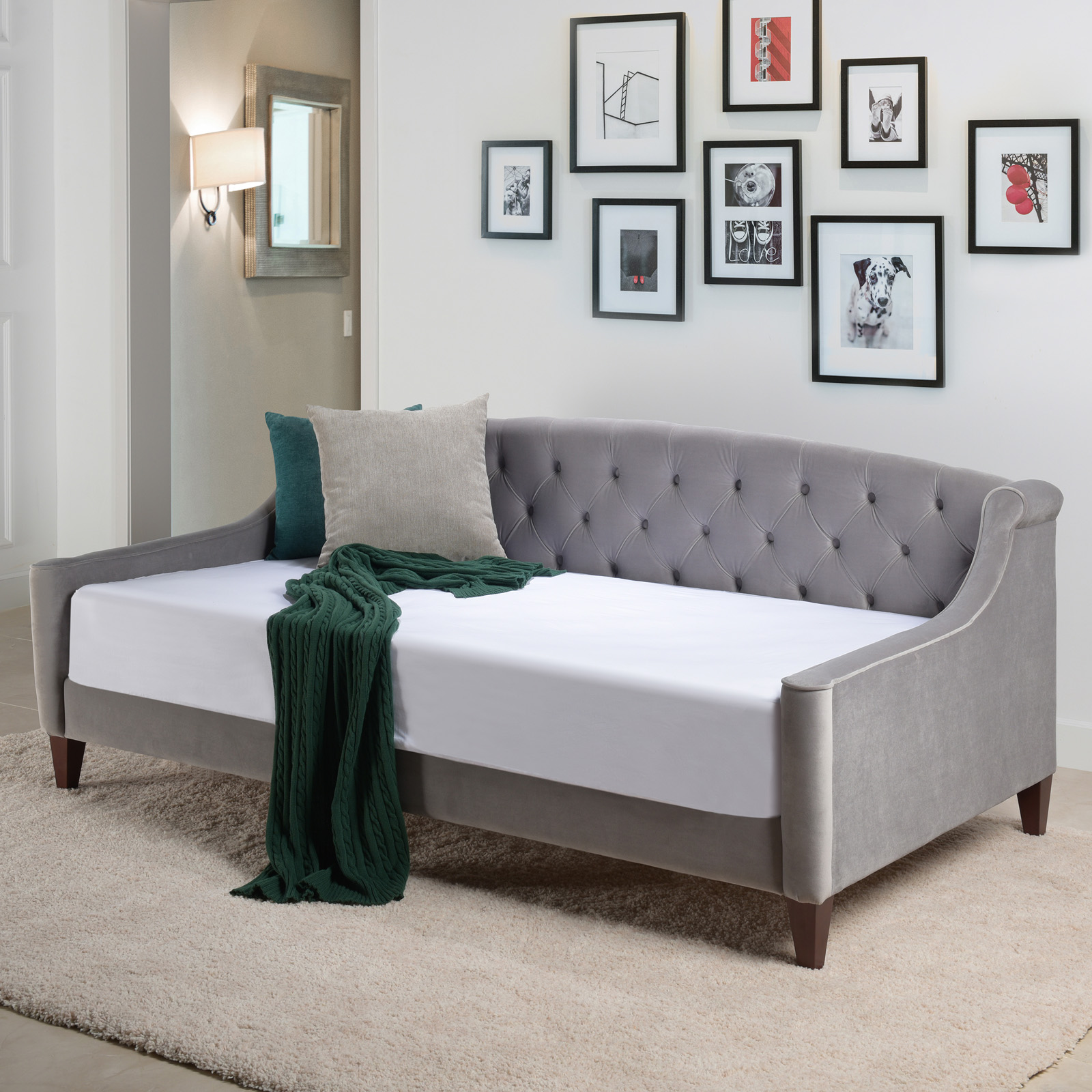 Jennifer Taylor Home Lucy Upholstered Daybed
