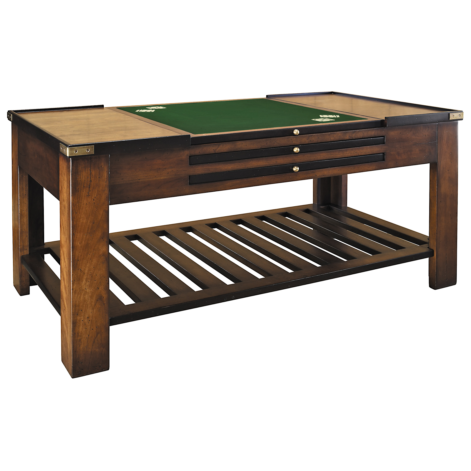 Authentic Models Game Table Coffee Table Black