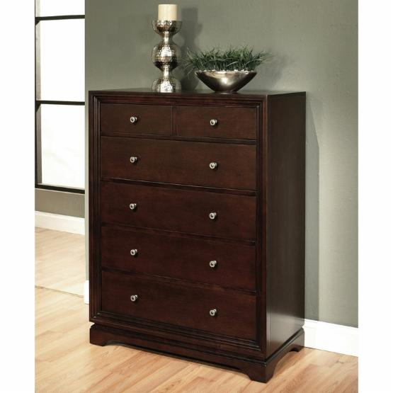 Abbyson Donohue 6 Drawer Chest