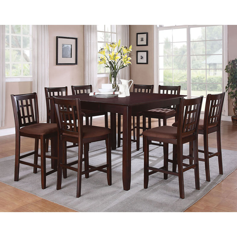 Superieur 9 Piece Kitchen Dining Room Sets Hayneedle