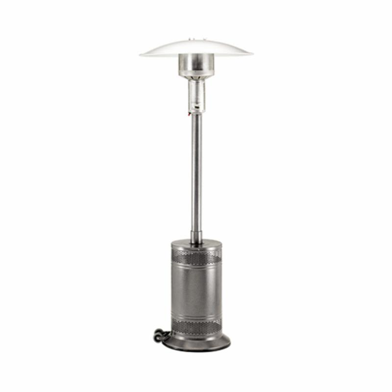 Patio Comfort Silver Portable Patio Heater - PC02J