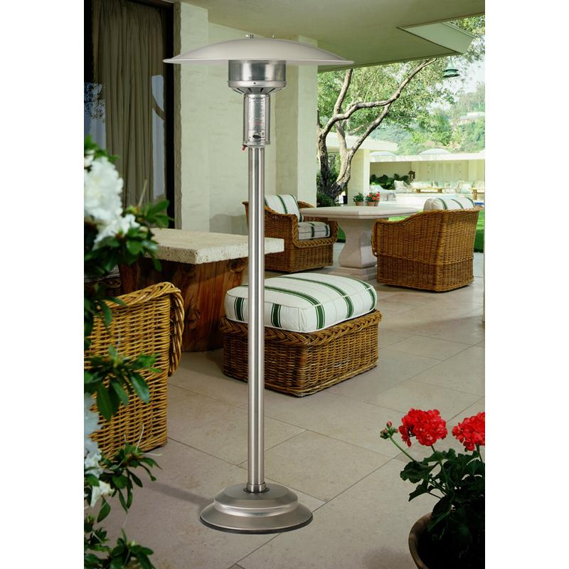 Patio Comfort Stainless Steel Patio Heater - NPC05 SS