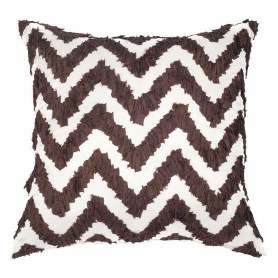 A1 Home Collections Ruched Chevron Throw Pillow