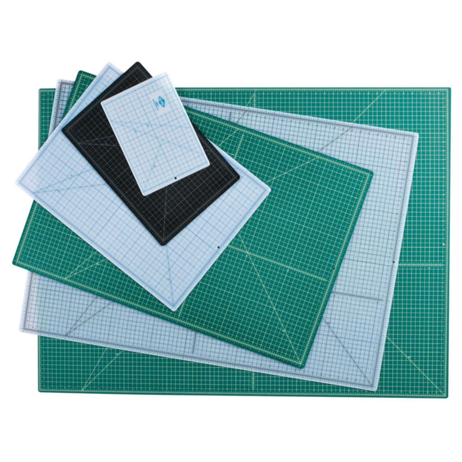 Alvin Professional Cutting Mats Green/Black - GBM3042