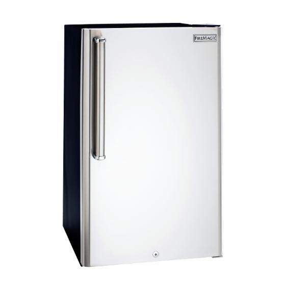 Fire Magic 3590-DR Refrigerator with Stainless Steel Door