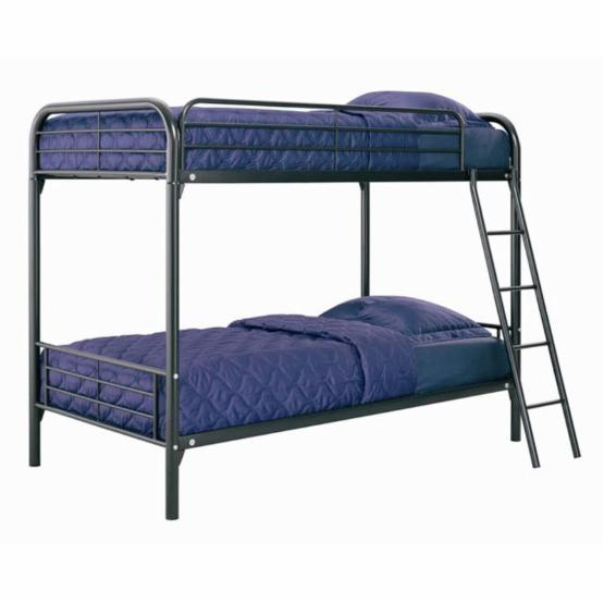 DHP Ambrose Twin over Twin Bunk Bed