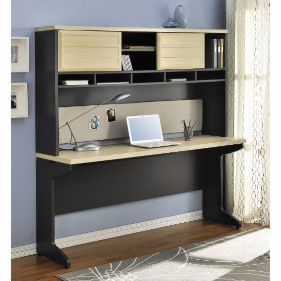 Altra Benjamin Credenza with Optional Hutch