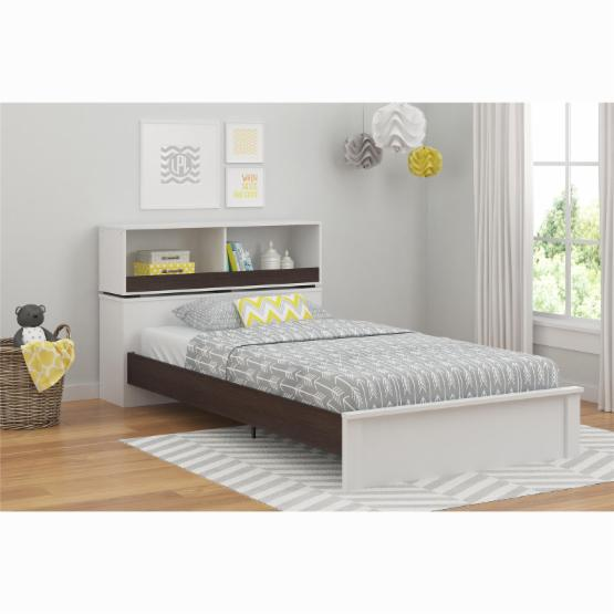 Ameriwood Cosco Leni Twin Bed